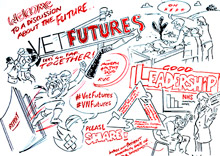Vet Futures summit photos